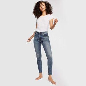 Boyish Donny High Rise Skinny Jeans NWT 32